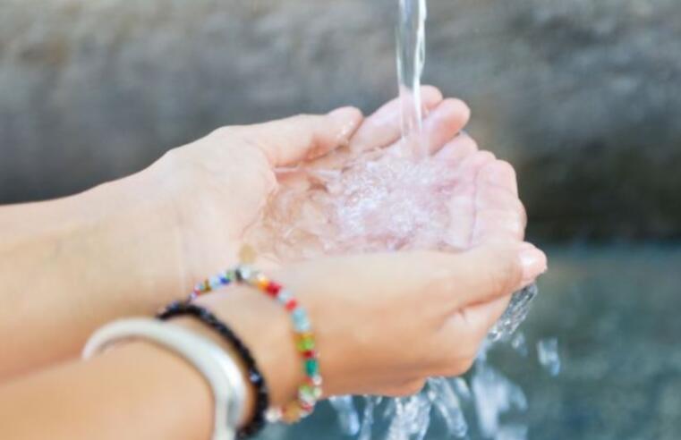 Cuci Tangan & Hemat Air